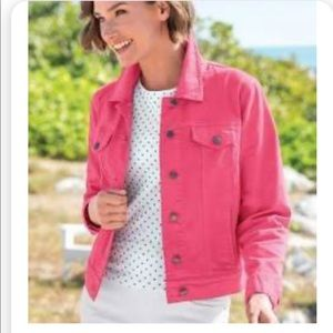 Lilly Pulitzer Pink jacket size Medium
